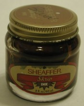 Atrament SHEAFFER, 60 ml czarny