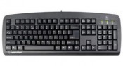 Klawiatura A4Tech KB-720 Evolution Stilo, PS/2 czarna