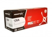 Toner Asarto AS-LH310AN, HP CLJ CE310A (126A) czarny, do CP 1025