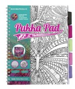 Kołonotatnik PUKKA A-4 200 stron linia 8230-PER Project Book Colour in & Personalise