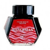 Atrament Waterman 50 ml, czerwony