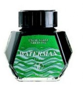 Atrament Waterman 50 ml, zielony
