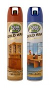 Spray do mebli GOLD WAX, 300 ml
