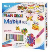 Farby witrażowe AMOS Mobile Kit GD10P10MK