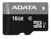Karta pamięci A-DATA Micro SD HC 16GB Class10