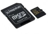 Karta pamięci KINGSTON Micro SDHC 16 GB Class U3
