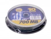 Płyta CD-R Platinum (10) 700 MB